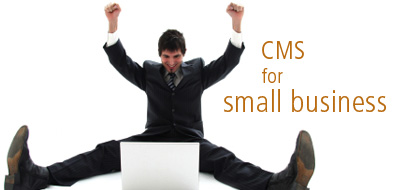 CMS for small business